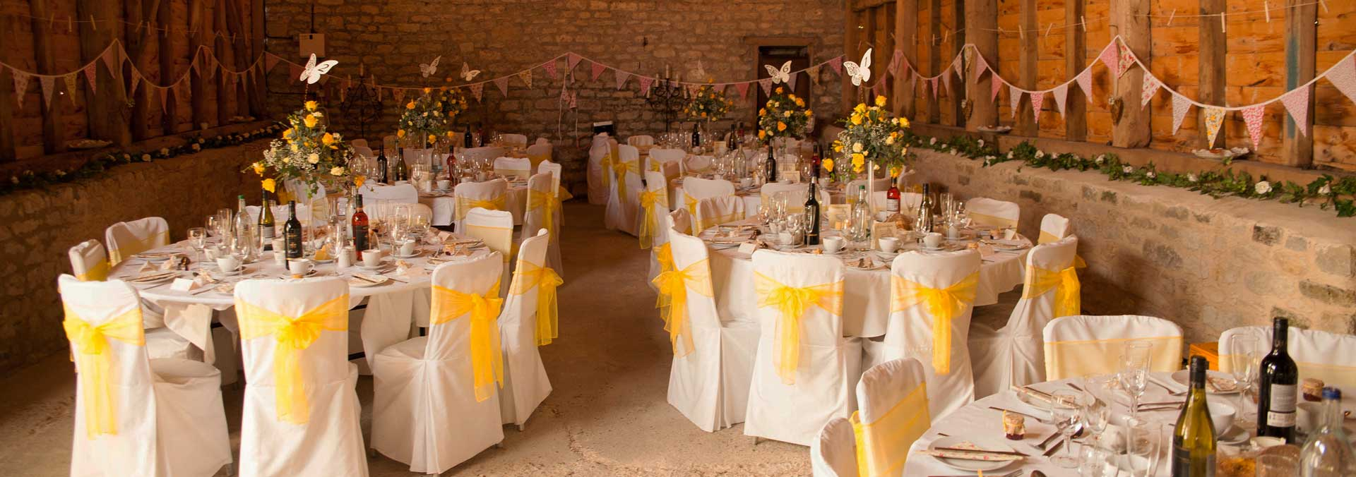 AN INCREDIBLE BARN WEDDING VENUE